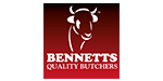 Hunslet Club - Bennets Quality meats logo