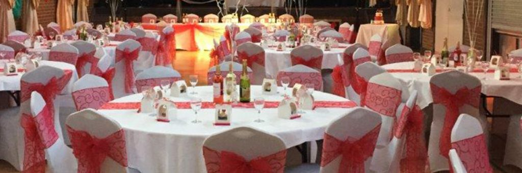 The Hunslet Club - Wedding Packages