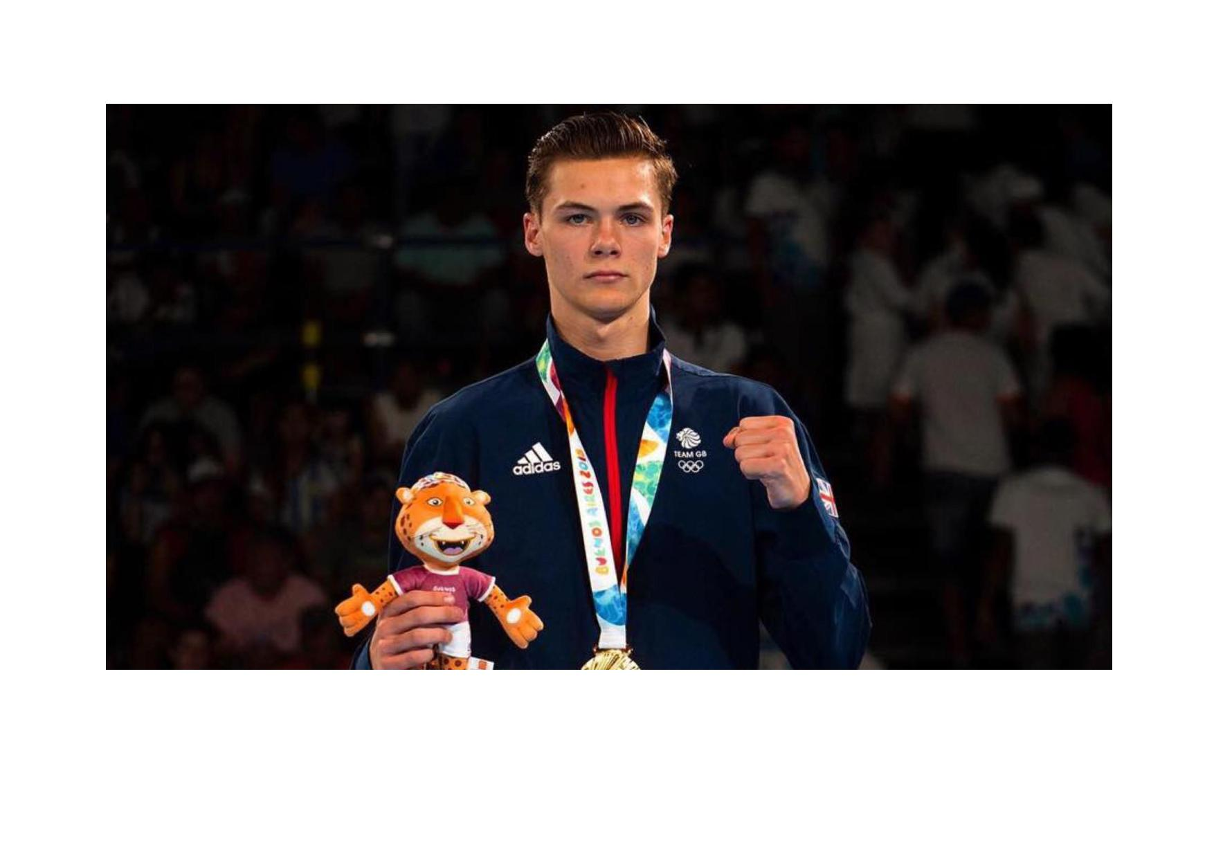 Youth Olympic Gold For Hunslet Club Boxer